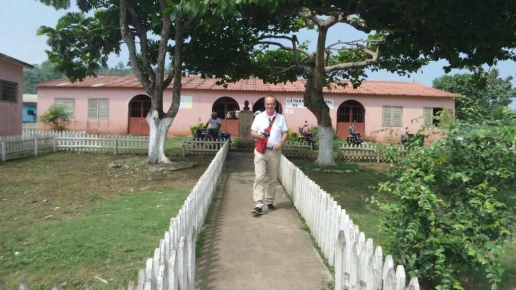 Kurt Hirsch und das erste Green House auf Sao Tom  (05.02.2015)