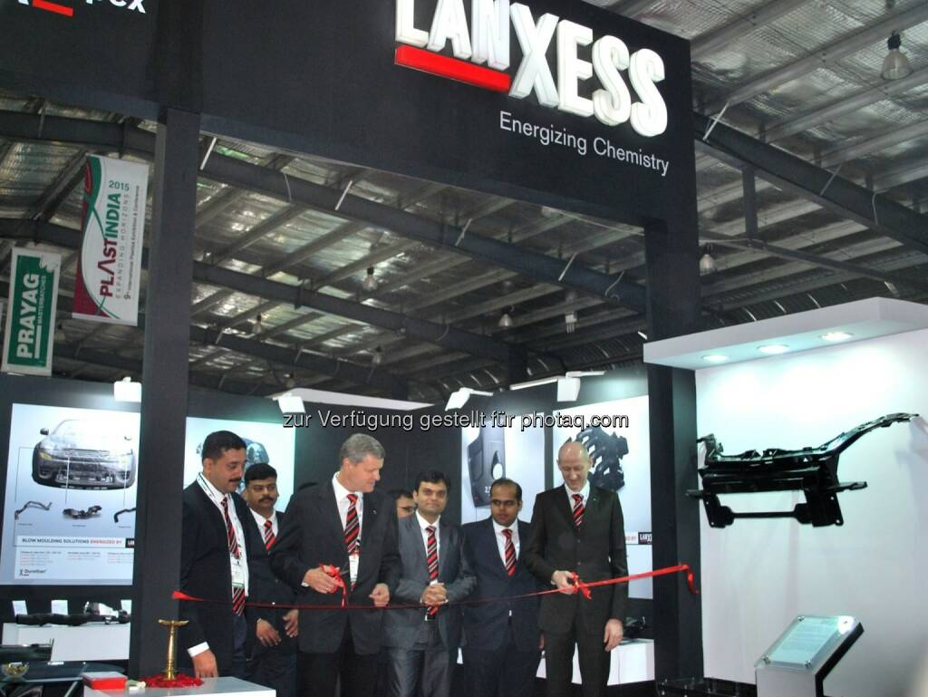 #LANXESS at Plastindia from February 5-10, 2015!  Hall 15R, booth C7  We are exhibiting lightweight solutions for automobiles such as front end module structure, air intake hose, engine cover, brake pedal, spare wheel recess, oil module and other parts frequently used by automobile manufacturers.  A breakthrough this year, is the application of these materials in both injection moulded and blow moulded designs in different parts of two wheelers, for example – blow moulded single layer polyamide fuel tank. This is the first-of-its-kind application, in which specifically developed Durethan® BC550Z is being used to manufacture the fuel tank of two wheelers matching the stringent norms laid down by Environmental Protection Agency, USA.  http://lanxess.in/en/media-india/press-releases-india/high-performance-plastics-from-lanxess-for-more-fuel-efficient-fo/  Source: http://facebook.com/LANXESS (06.02.2015)