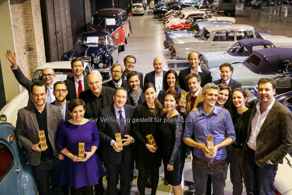 Eergo Direkt Versicherungen: Arte Future gewinnt Online-Medienpreis 2014 der Ergo Direkt Versicherungen, © Aussendung (06.02.2015)