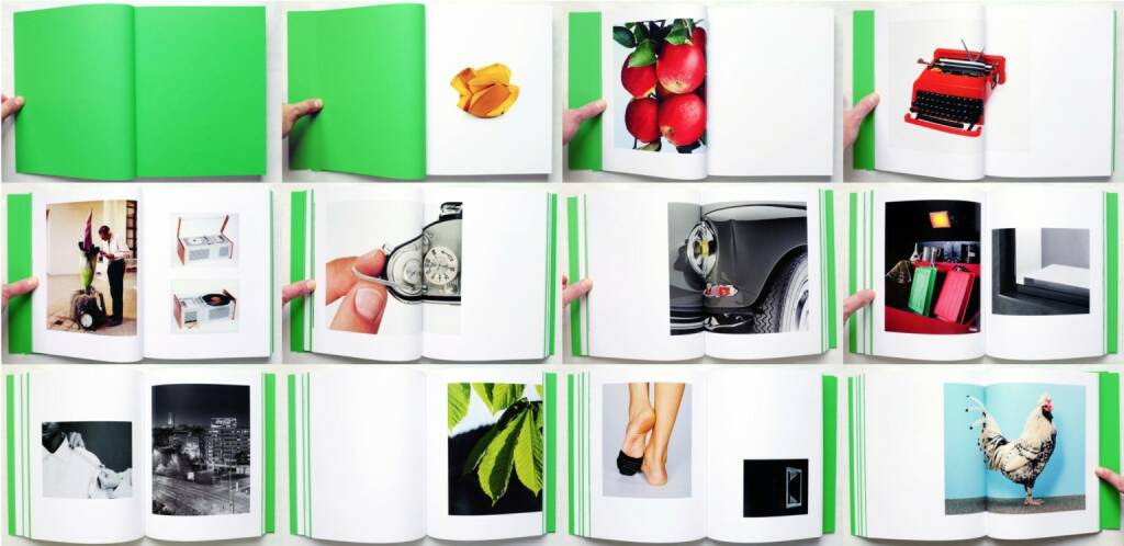 Christopher Williams - Printed in Germany, König 2014, Beispielseiten, sample spreads - http://josefchladek.com/book/christopher_williams_-_printed_in_germany, © (c) josefchladek.com (07.02.2015)