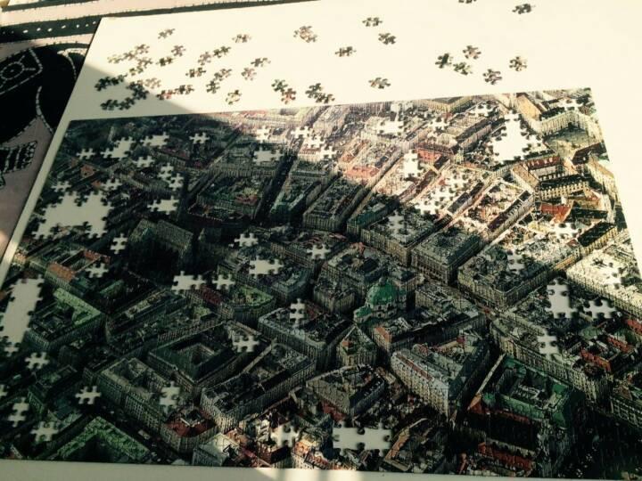 Wien Puzzle (by Alexandra Bolena)