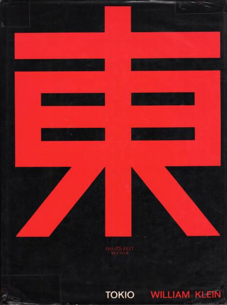 William Klein - Tokio (Tokyo), Nannen-Verlag 1965, Cover - http://josefchladek.com/book/william_klein_-_tokio_tokyo, © (c) josefchladek.com (08.02.2015)