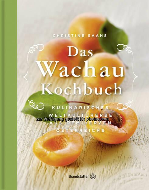 Nikolaihof Wachau: Nikolaihof veröffentlicht Wachau-Kochbuch (10.02.2015)