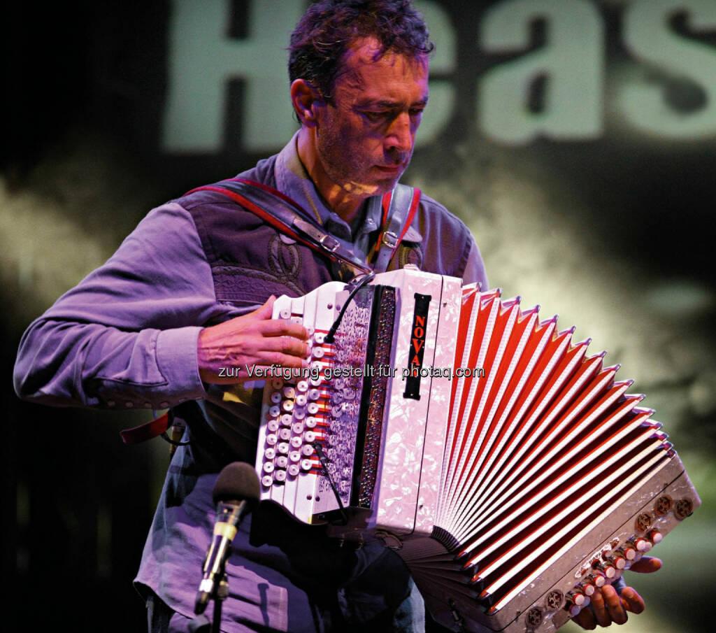 Huberg von Goisern & Band - 15.08.2015 - Donaubühne Tulln, © Aussender (11.02.2015)