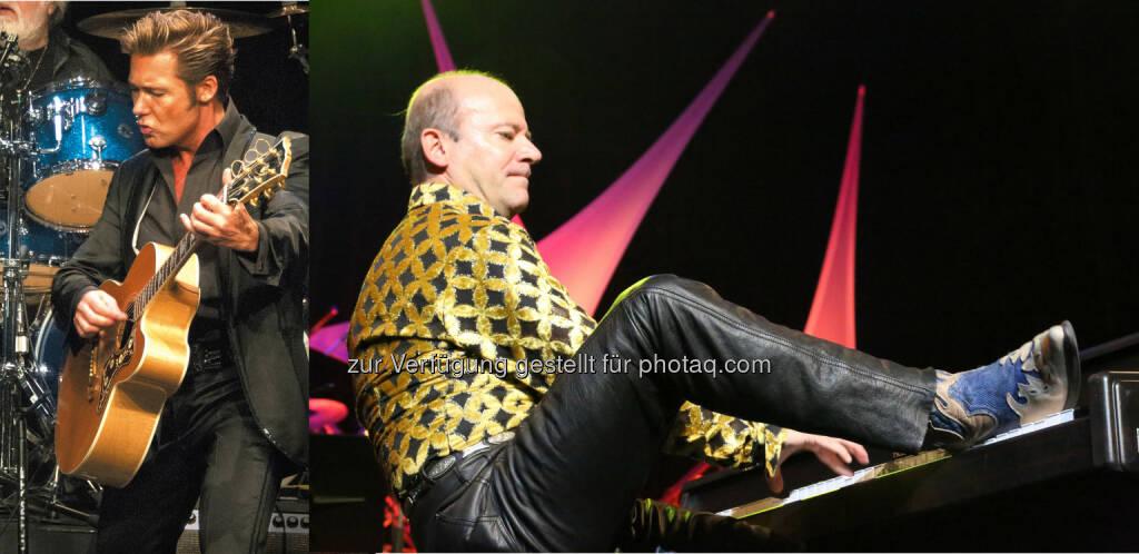 Rockin' On The River - Dennis Jale & Andy Lee Lang - 04.07.2015 -Donaubühne Tulln, © Aussender (11.02.2015)