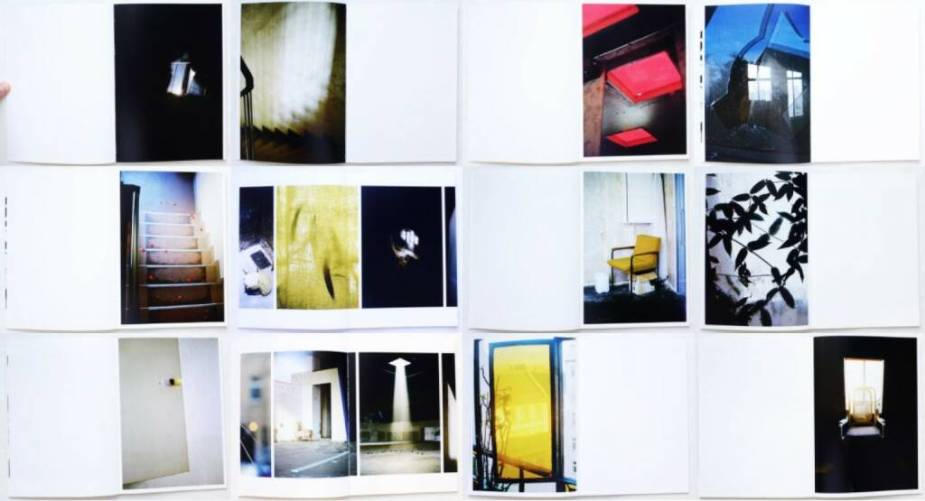 Dagmar Kolatschny - Sunny, Peperoni Books 2014, Beispielseiten, sample spreads - http://josefchladek.com/book/dagmar_kolatschny_-_sunny, © (c) josefchladek.com (11.02.2015)
