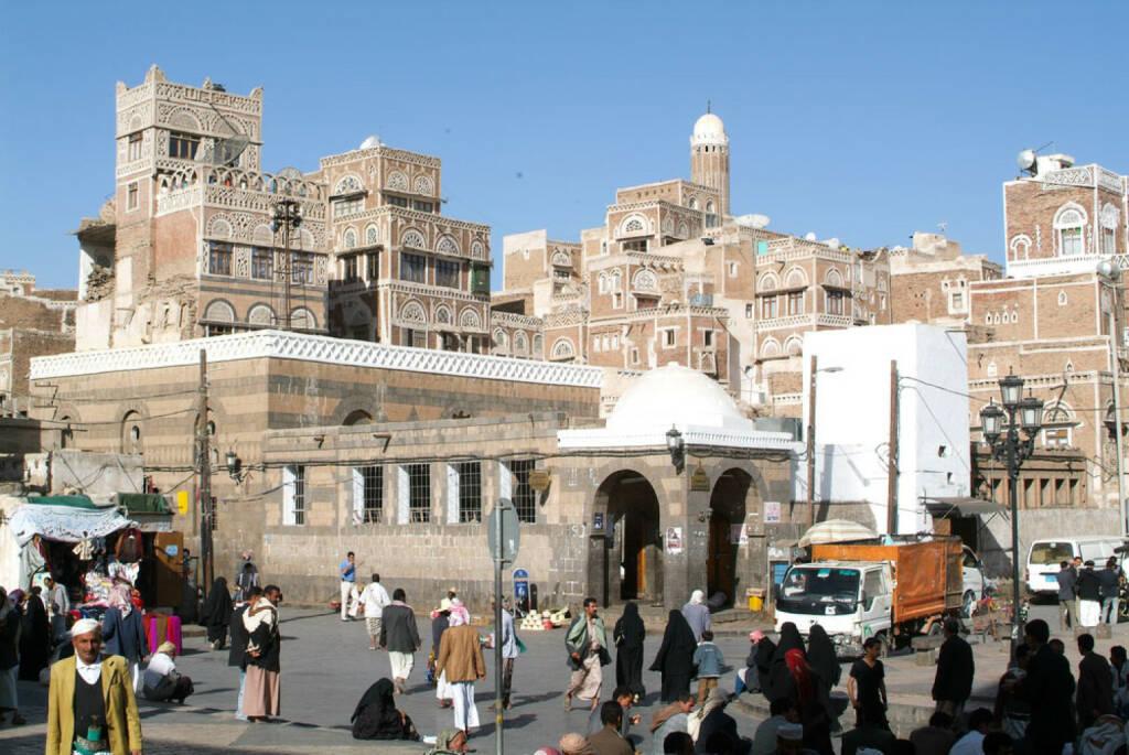 Sanaa, Yemen, Jemen, <a href=http://www.shutterstock.com/gallery-608500p1.html?cr=00&pl=edit-00>Stefano Ember</a> / <a href=http://www.shutterstock.com/editorial?cr=00&pl=edit-00>Shutterstock.com</a>, Stefano Ember / Shutterstock.com, © (www.shutterstock.com) (15.02.2015)