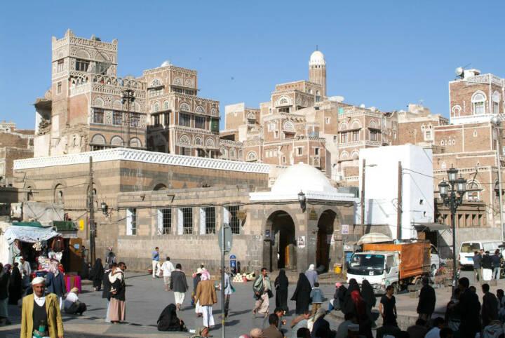 Sanaa, Yemen, Jemen, <a href=http://www.shutterstock.com/gallery-608500p1.html?cr=00&pl=edit-00>Stefano Ember</a> / <a href=http://www.shutterstock.com/editorial?cr=00&pl=edit-00>Shutterstock.com</a>, Stefano Ember / Shutterstock.com