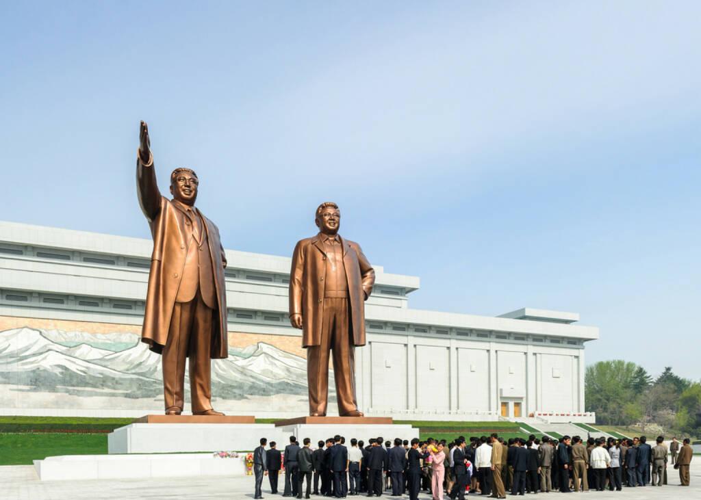 Pjönjang, Nordkorea, Kim Jong Il, <a href=http://www.shutterstock.com/gallery-1070501p1.html?cr=00&pl=edit-00>Anton_Ivanov</a> / <a href=http://www.shutterstock.com/editorial?cr=00&pl=edit-00>Shutterstock.com</a>, Anton_Ivanov / Shutterstock.com, © (www.shutterstock.com) (15.02.2015)