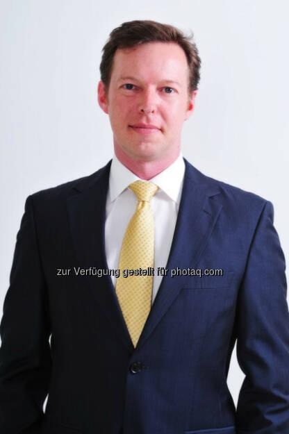 Blake Leitch leitet die Division Consumer Care bei Bayer Austria, © Aussender (16.02.2015)