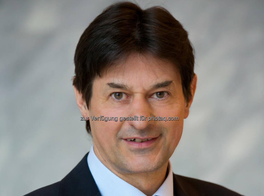 Peter Brezinschek, Head of Raiffeisen Research, Raiffeisen Bank International AG (Bild: Raiffeisen Bank International), © Aussender (16.02.2015)