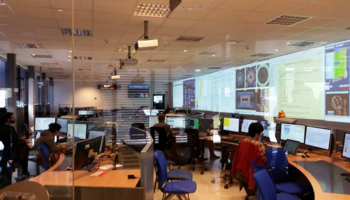 CERN Zentrale