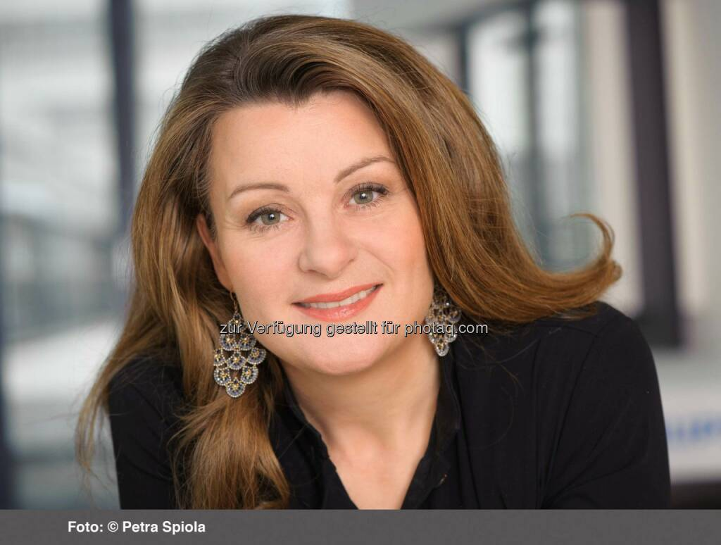 Nina Stuttmann hat die Leitung der Unternehmenskommunikation und Funktion der Unternehmenssprecherin von Philips Austria übernommen, © Aussender (17.02.2015)