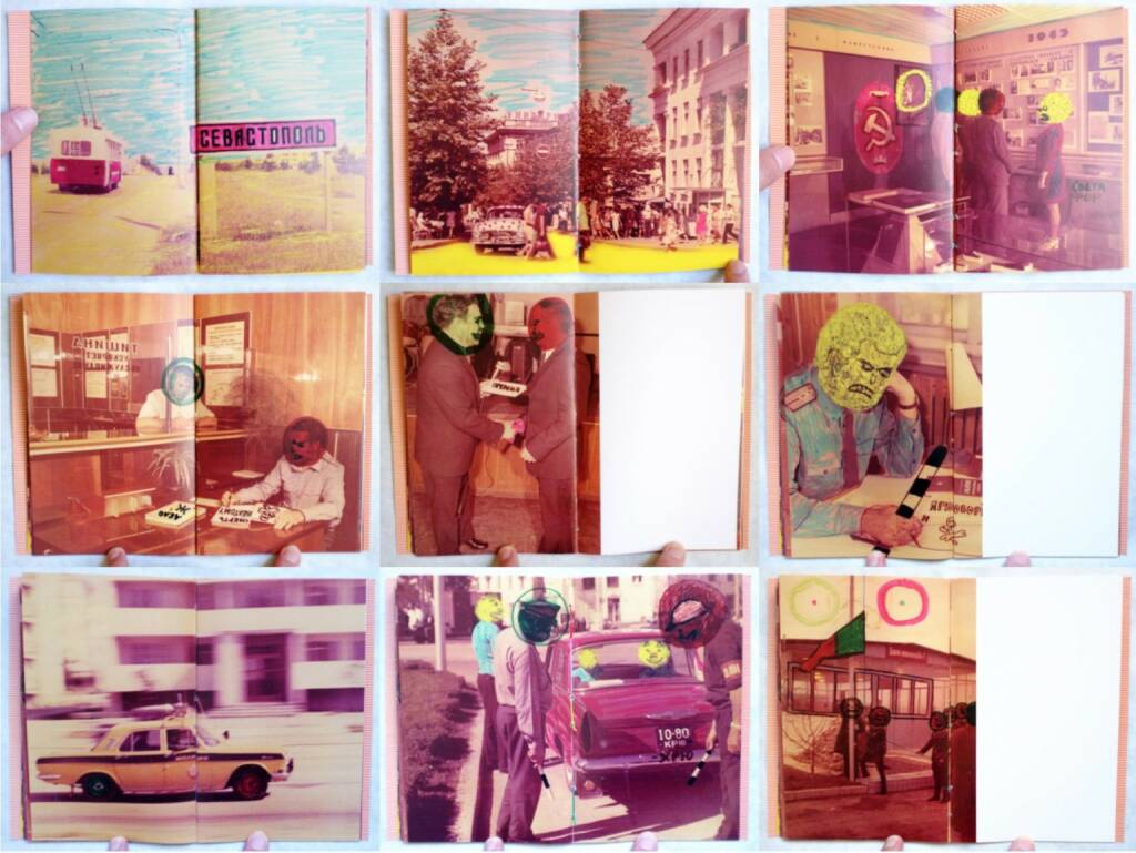 Vitaly Fomenko - Rules of the Road, Riot Books 2015, Beispielseiten, sample spreads - http://josefchladek.com/book/vitaly_fomenko_-_rules_of_the_road, © (c) josefchladek.com (17.02.2015)