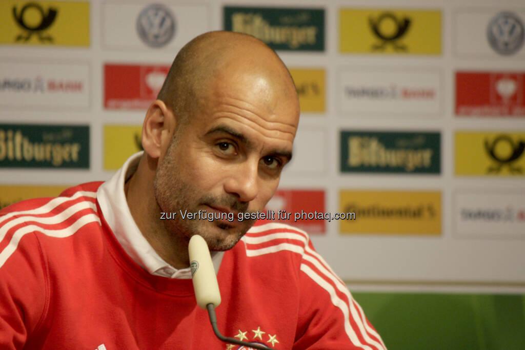 Josep Guardiola, Bayern München, Fussball, <a href=http://www.shutterstock.com/gallery-320989p1.html?cr=00&pl=edit-00>360b</a> / <a href=http://www.shutterstock.com/editorial?cr=00&pl=edit-00>Shutterstock.com</a>, 360b / Shutterstock.com, © www.shutterstock.com (18.02.2015)