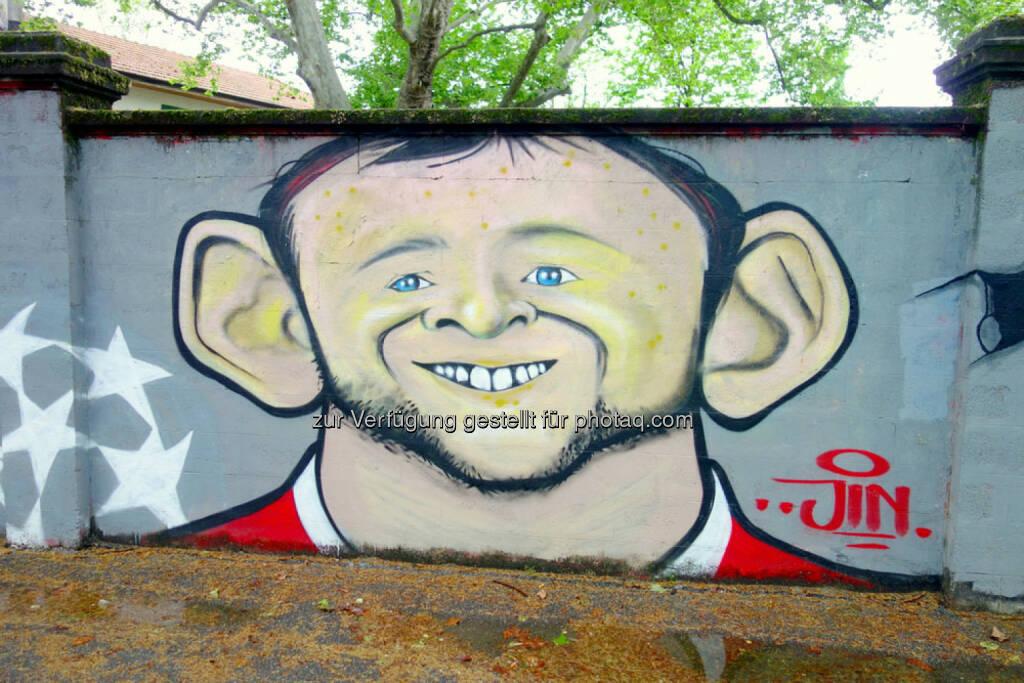Wayne Rooney, Fussball, Manchester United, <a href=http://www.shutterstock.com/gallery-935074p1.html?cr=00&pl=edit-00>ValeStock</a> / <a href=http://www.shutterstock.com/editorial?cr=00&pl=edit-00>Shutterstock.com</a>, ValeStock / Shutterstock.com, © www.shutterstock.com (18.02.2015)