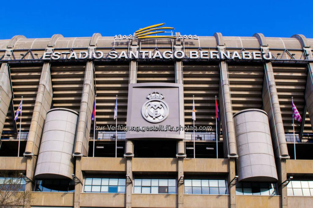 Estado Santiago Berabeu, Real Madrid, Fussball, Stadion, <a href=http://www.shutterstock.com/gallery-1070501p1.html?cr=00&pl=edit-00>Anton_Ivanov</a> / <a href=http://www.shutterstock.com/editorial?cr=00&pl=edit-00>Shutterstock.com</a>, Anton_Ivanov / Shutterstock.com, © www.shutterstock.com (18.02.2015)