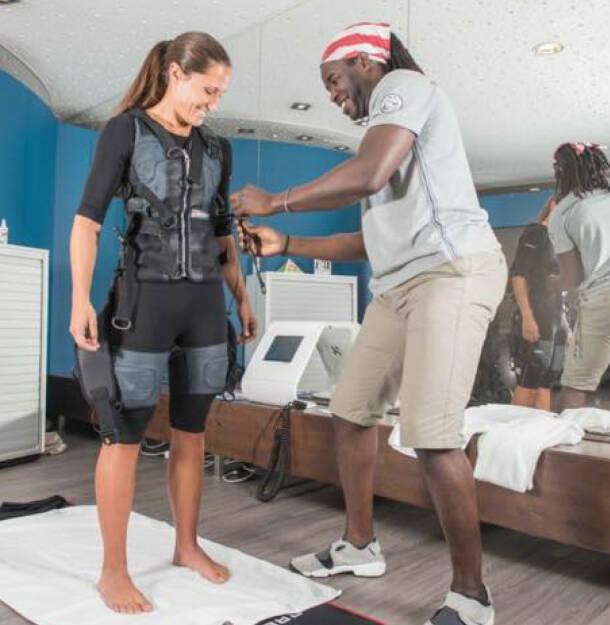 Effizientes EMS Training Monika Kalbacher, © Diverse  (19.02.2015)