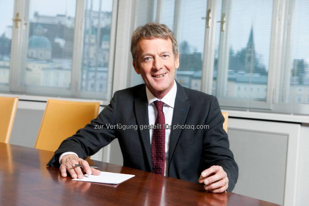 Walter Schnitzhofer vom Family Management des Bankhaus Spängler: Management kompakt – Ausbildung für Führungskräfte startet, © Aussender (19.02.2015)