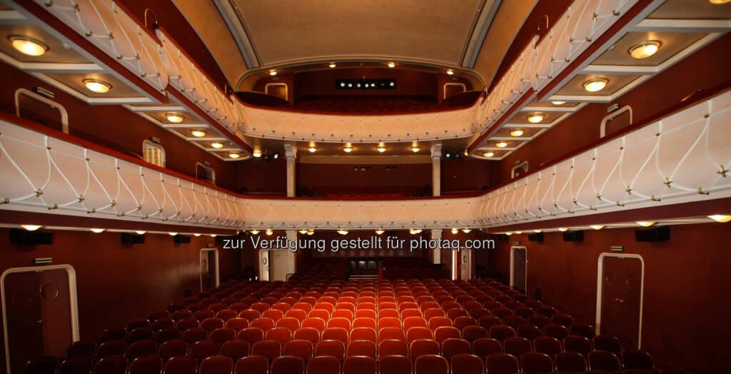 Im Frühjahr 2015 beginnt Siemens mit der energietechnischen Modernisierung von öffentlichen Gebäuden in Wiener Neustadt, wie z.B. dem Stadttheater., © Aussendung (19.02.2015)