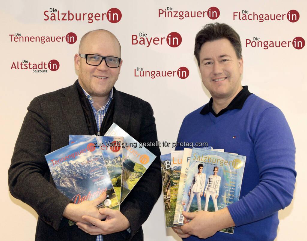 Stephan Kaindl-Hönig und Daniell Porsche: Paukenschlag: Daniell Porsche wird Partner von Stephan Kaindl-Hönig, © Aussendung (19.02.2015)