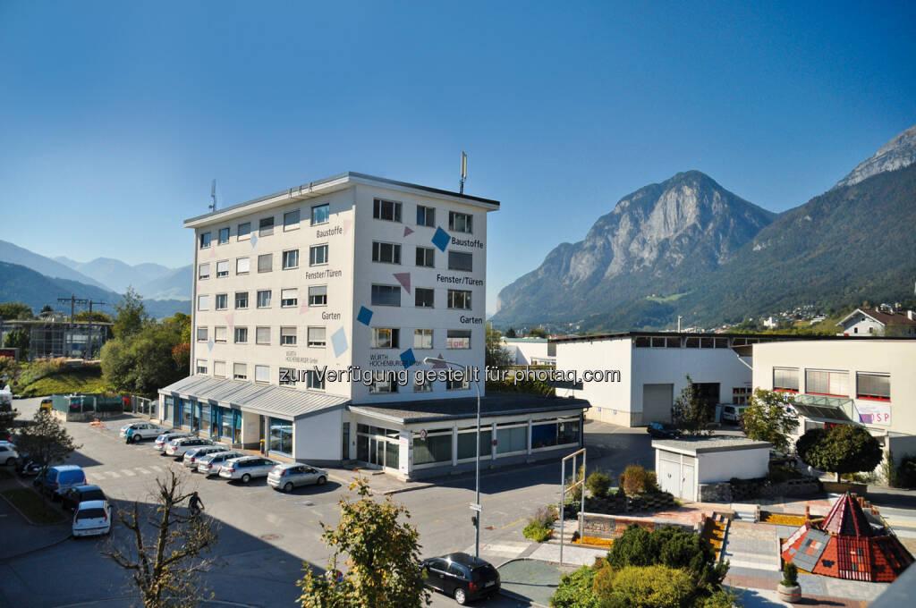 Würth Hochenburger GmbH: Würth-Hochenburger übernimmt zwei Baustoffniederlassungen der Fa. Zehetner Baustoffhandel und Betonwerk GmbH, © Aussendung (19.02.2015)