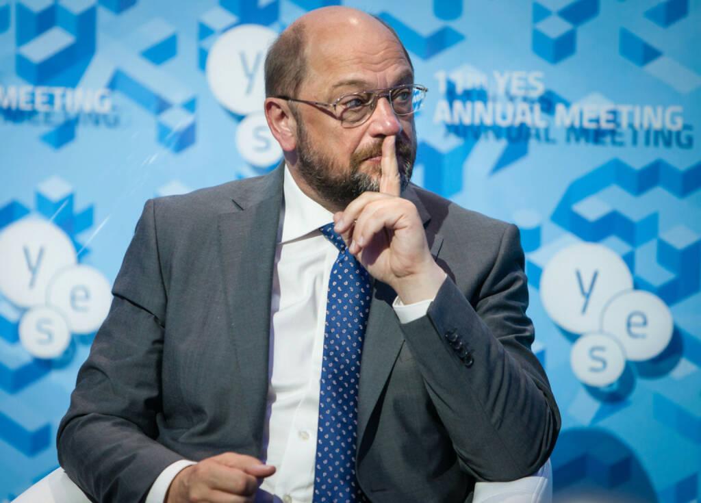 Martin Schulz, Präsident des Europäischen Parlaments, SPD, <a href=http://www.shutterstock.com/gallery-303412p1.html?cr=00&pl=edit-00>Mykhaylo Palinchak</a> / <a href=http://www.shutterstock.com/editorial?cr=00&pl=edit-00>Shutterstock.com</a>, Mykhaylo Palinchak / Shutterstock.com (19.02.2015)