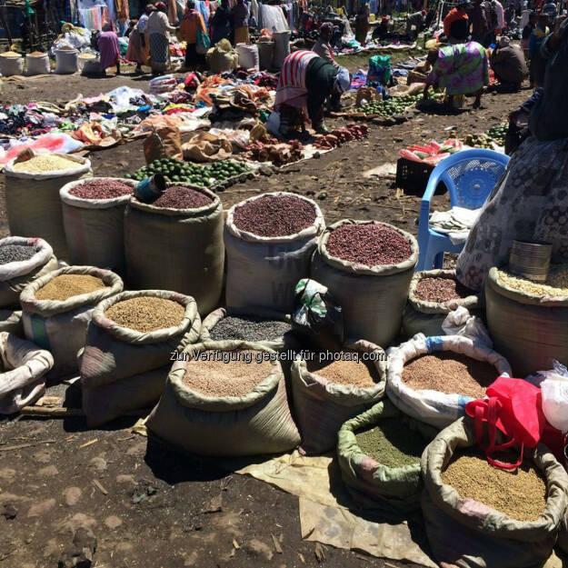 Kenia, Markt, Gewürze, © Thomas Kratky (20.02.2015)
