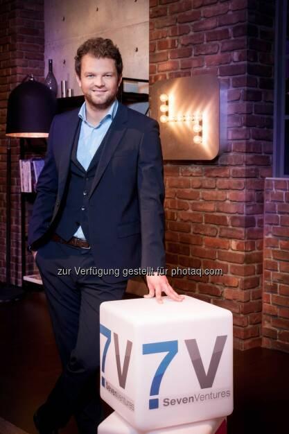 Daniel Zech / SevenVentures Austria, (C) Gerry Frank, © Puls 4 (20.02.2015)