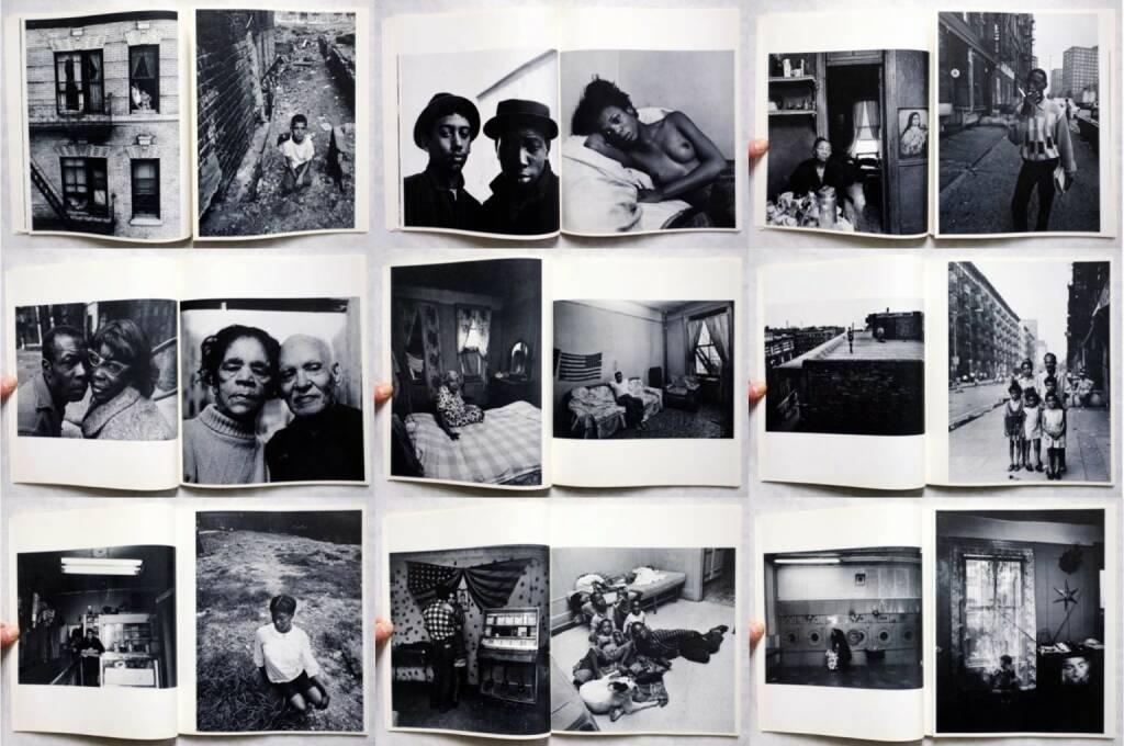 Bruce Davidson's - New York - East 100th Street, Conzett & Huber 1969, Beispielseiten, sample spreads - http://josefchladek.com/book/m_gasser_ed_bruce_davidson_-_new_york_-_east_100th_street_in_du_kulturelle_monatsschrift_29_jahrgang_marz_1970, © (c) josefchladek.com (21.02.2015)