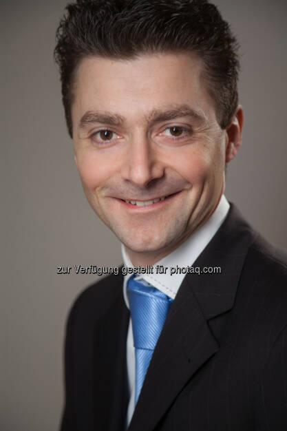 Michael Allesch ist seit Beginn des Jahres der neue Business Development Manager bei Rigips in Österreich, © Aussender (24.02.2015)
