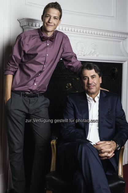 Stefan Pierer und Thomas Kozlowski (C) Manuel Tauber-Romieri, © Puls 4 (24.02.2015)