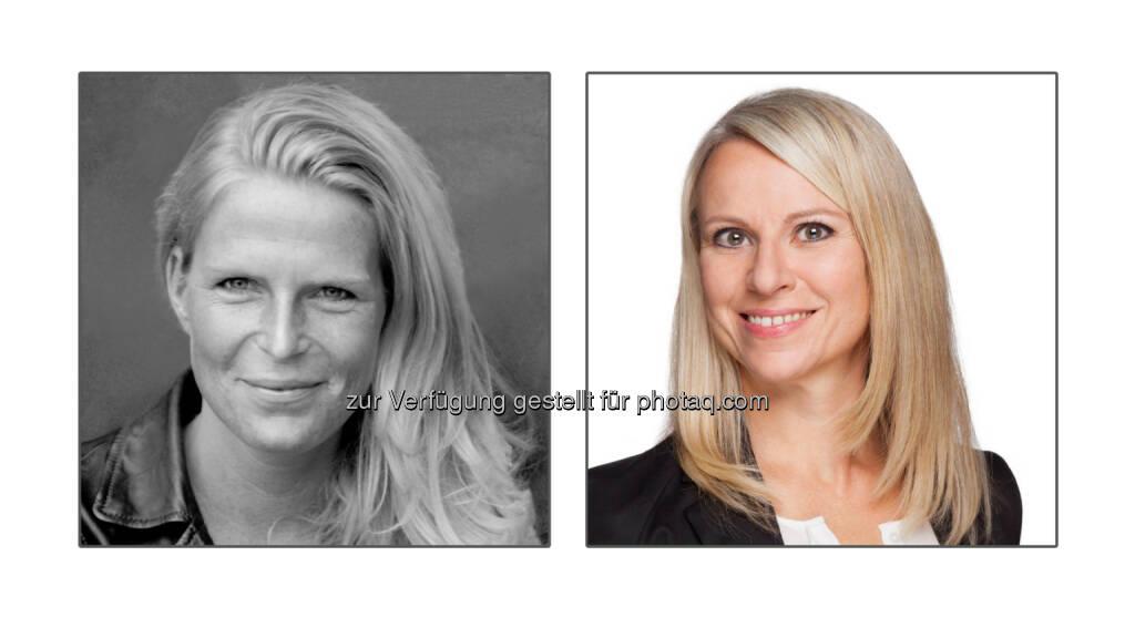 Ruth Herberg (l), Julia Vellmete (r): Spitzenkräfte für enable2grow: Führende Wachstumsberatung gewinnt zwei neue Top-Beraterinnen, © Aussender (24.02.2015)