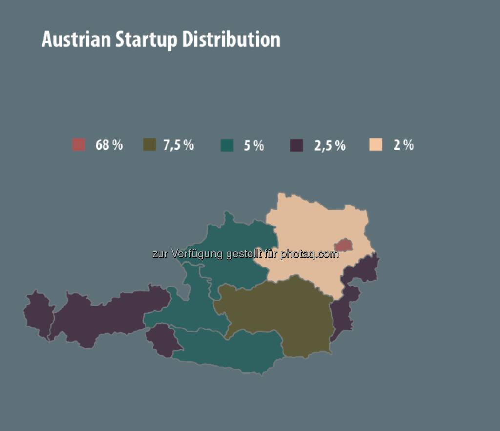 Austrian Startup Distribution, © i5invest (16.02.2013)