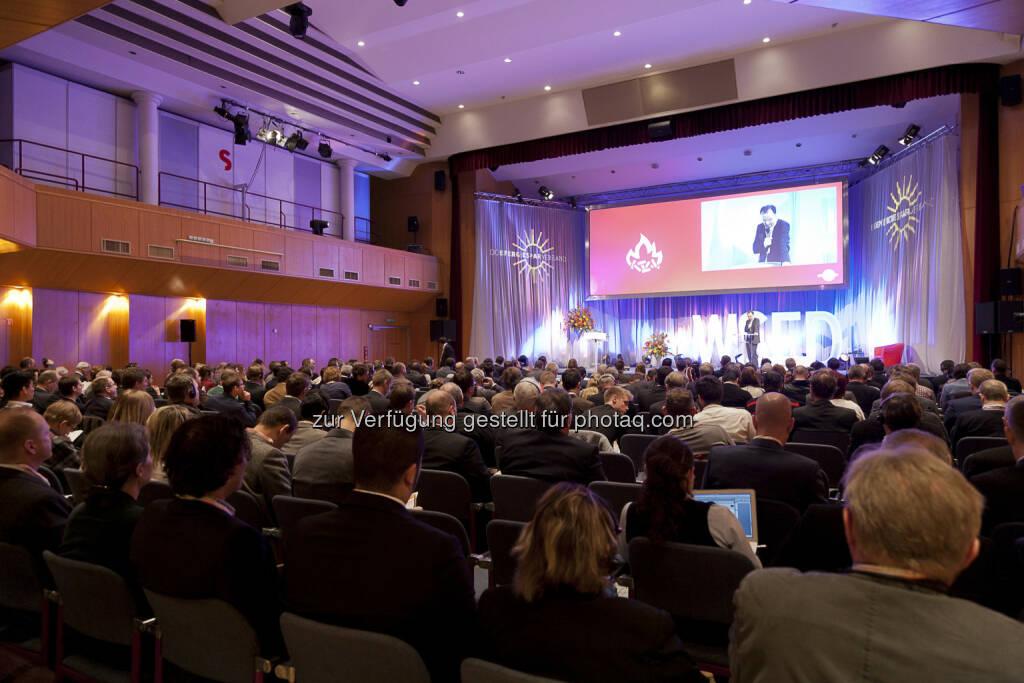 OÖ Energiesparverband: Europäischer Ökoenergie-Kongress mit über 750 Teilnehmern aus 64 Staaten eröffnet, © Aussendung (25.02.2015)