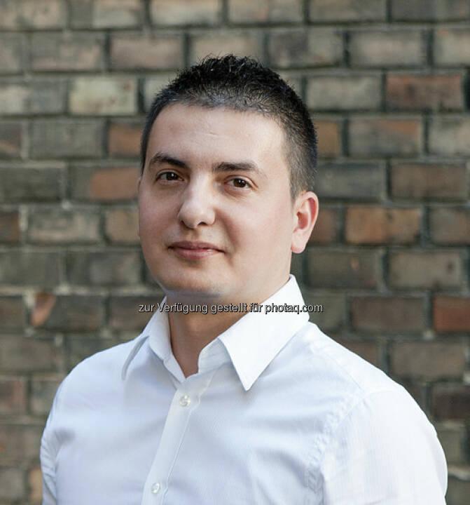 i5invest Associate: Vlad Adrian Gozman