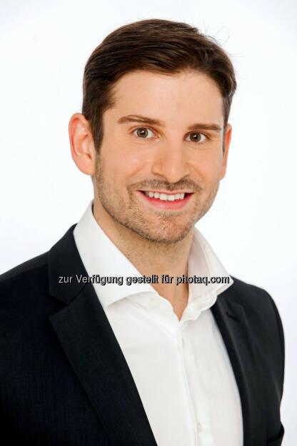 Emmanuel Awad ist neu bei der ORF-Enterprise, © Aussender (25.02.2015)