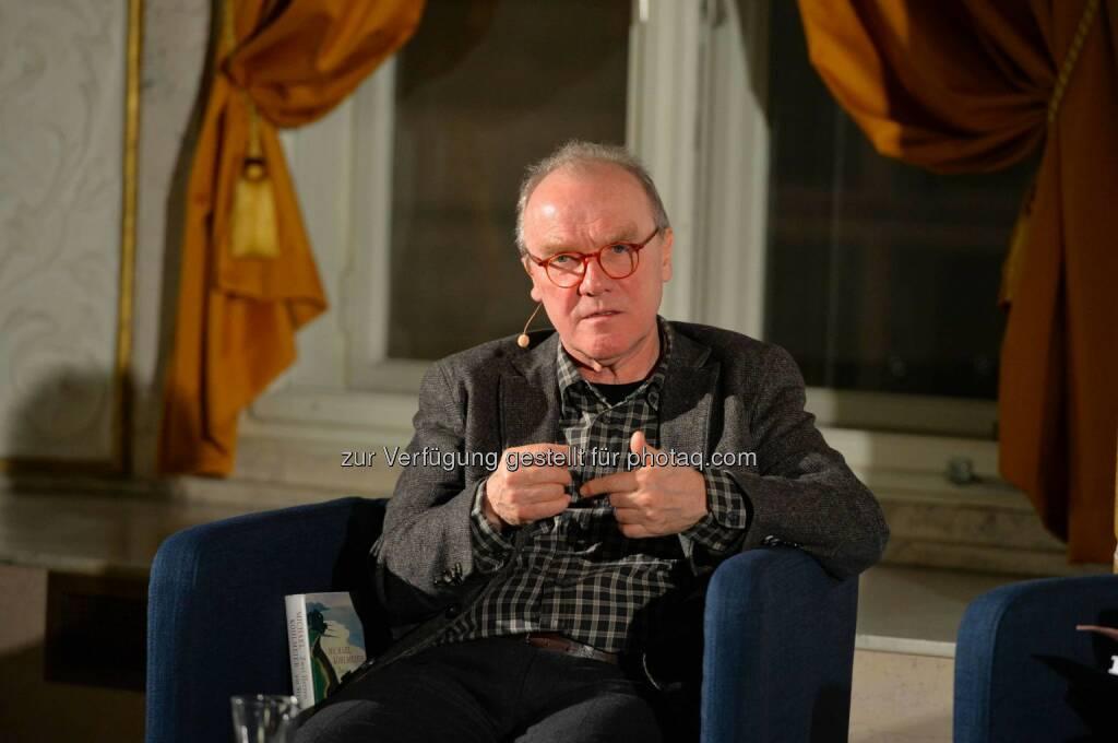 Schriftsteller Michael Köhlmeier, © leisure.at/Oreste Schaller (25.02.2015)