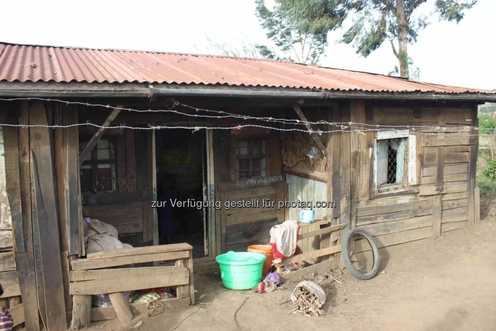 Kenia, Haus, (C) Thomas Kratky, © Thomas Kratky (25.02.2015)