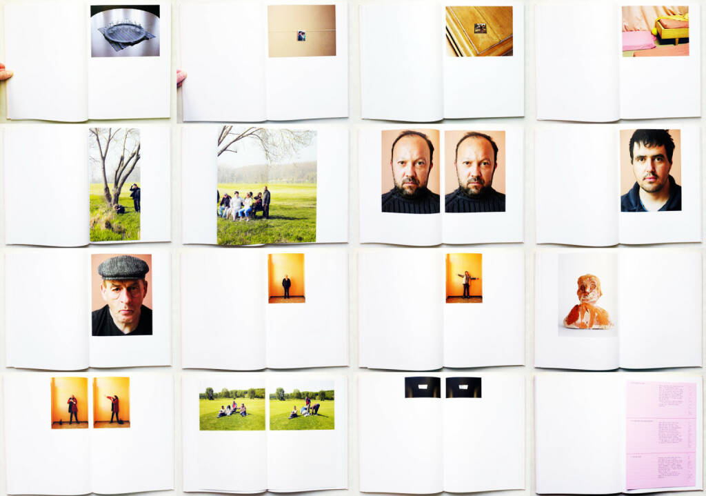 Peter Granser - J ́ai perdu ma tête, Edition Taube / Marraine Ginette Éditions 2014, Beispielseiten, sample spreads - http://josefchladek.com/book/peter_granser_-_j_́ai_perdu_ma_tete, © (c) josefchladek.com (26.02.2015)