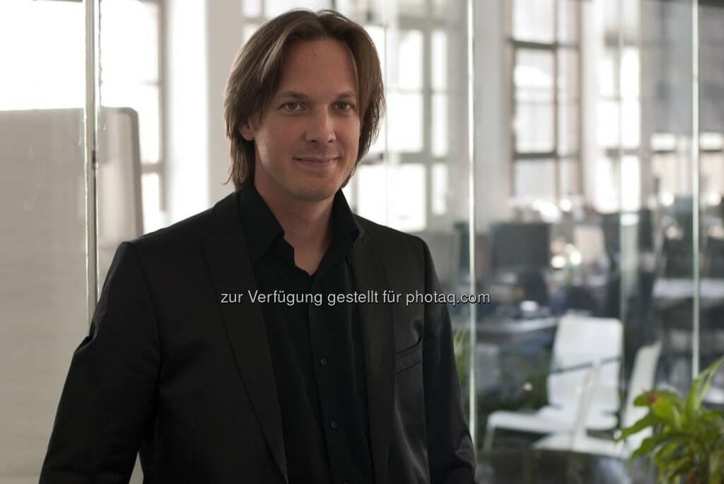 CEO i5invest: Markus Wagner, © i5invest (16.02.2013)
