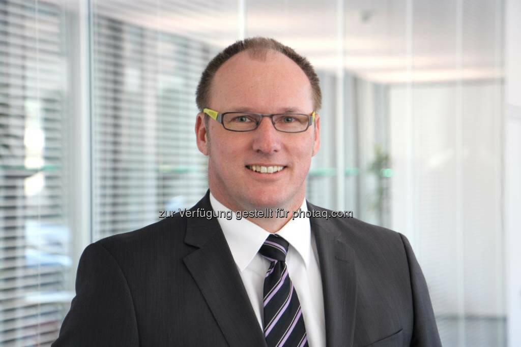 Jochen Götz neuer Leiter des Finanzbereichs für Daimler Trucks & Buses, © Aussender (26.02.2015)