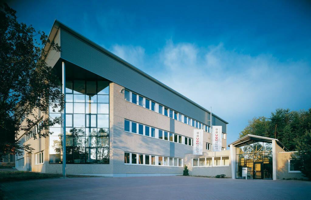 Stratec Firmensitz Birkenfeld, © Stratec AG (Homepage) (27.02.2015)