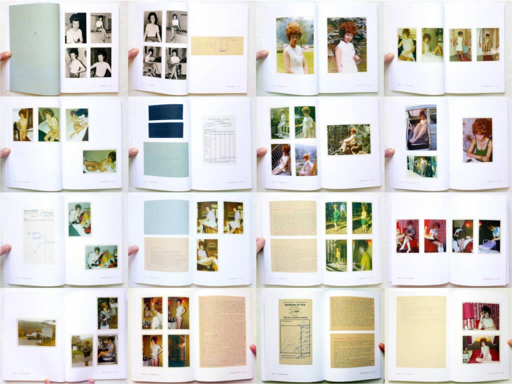 Nicole Delmes & Susanne Zander (Eds.) - Margret: Chronik einer Affäre, König 2012, Beispielseiten, sample spreads - http://josefchladek.com/book/nicole_delmes_susanne_zander_eds_-_margret_chronik_einer_affare, © (c) josefchladek.com (28.02.2015)