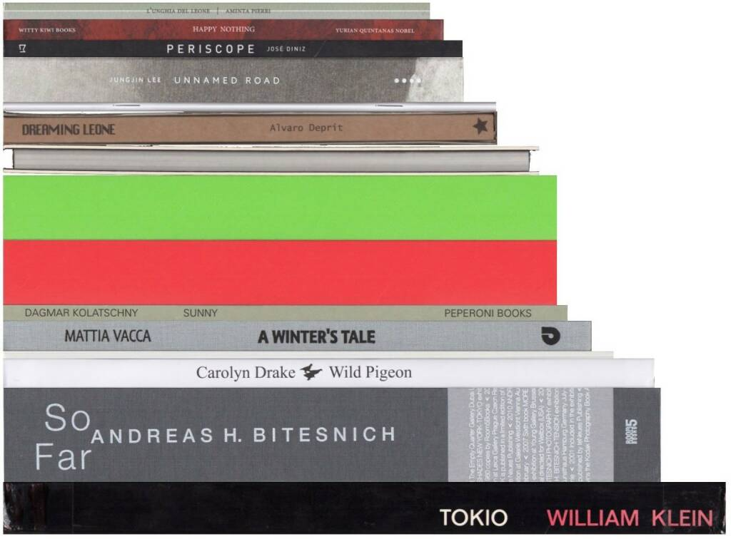 Best of February 2015 on josefchladek.com (server-stats - http://josefchladek.com/list/best_of_february_2015#books ): William Klein - Tokio (Tokyo), Jungjin Lee - Unnamed Road, Carolyn Drake - Wild Pigeon, Andreas Bitesnich - So far - 25 years of photography, José Diniz - Periscope, Gerry Johansson / Allegra Martin - Breadfield - Second Choice, Christopher Williams - Printed in Germany, Mattia Vacca - A winter' s tale, Christopher Williams - Printed in Germany, Yurian Quintanas Nobel - Happy Nothing, Daisuke Yokota - Untitled Zine, Klaus Pichler - Just the two of us, Alvaro Deprit - Dreaming Leone, Dagmar Kolatschny - Sunny, Aminta Pierri - L'unghia del Leone, © (c) josefchladek.com (01.03.2015)