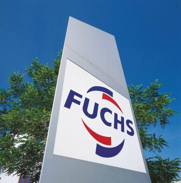 Fuchs Petrolub SE, Konzernzentrale, Mannheim, Logo, © Fuchs Petrolub SE (Homepage) (01.03.2015)