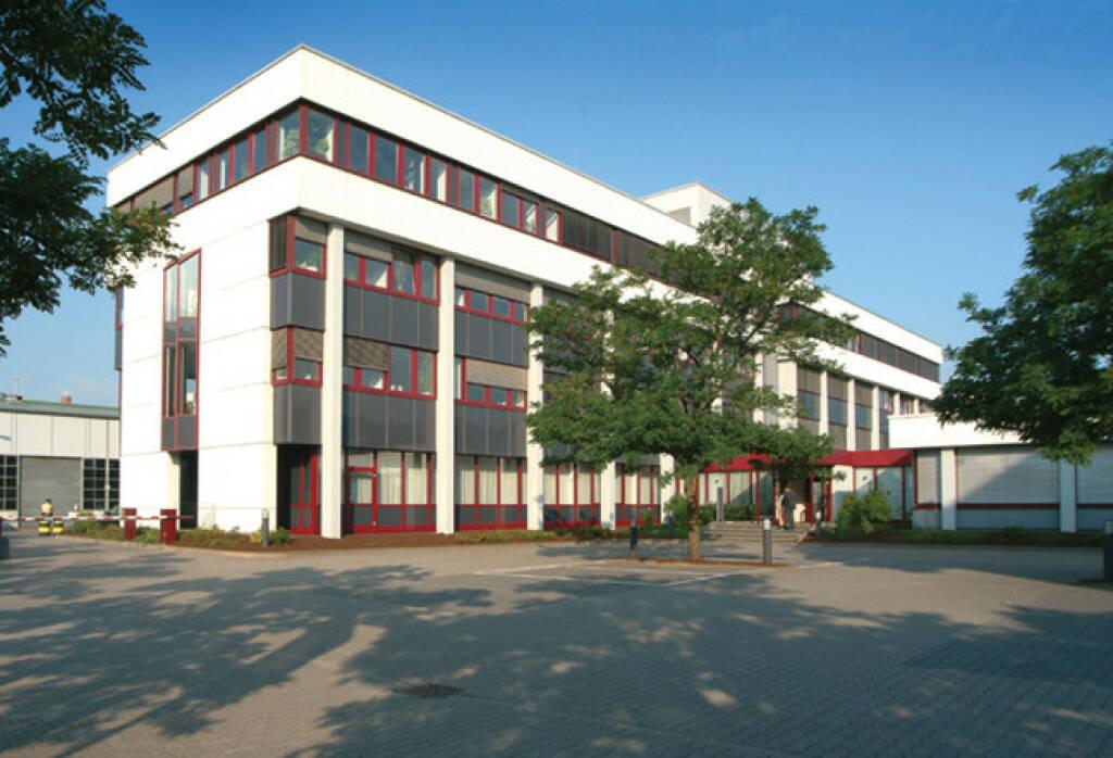 Fuchs Petrolub SE, Konzernzentrale, Mannheim, © Fuchs Petrolub SE (Homepage) (01.03.2015)