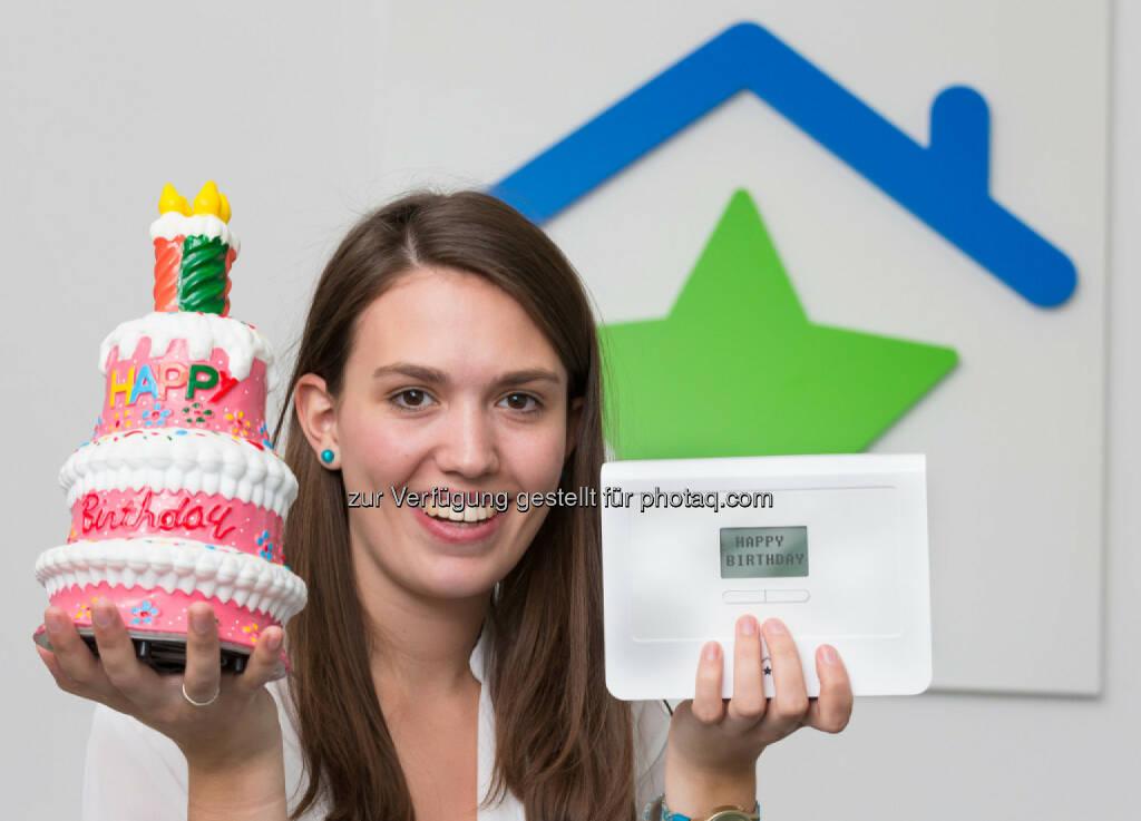 4 Jahre RWE-SmartHome:  Neue SmartCams: Zum Auftakt im 4. Jubiläumsjahr gewinnt RWE Effizienz Samsung als Partner, © Aussendung (03.03.2015)