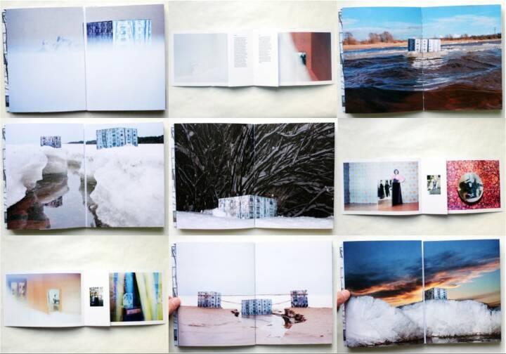 Julia Borissova - DOM (Document Object Model), Self published 2014, Beispielseiten, sample spreads - http://josefchladek.com/book/julia_borissova_-_dom_document_object_model