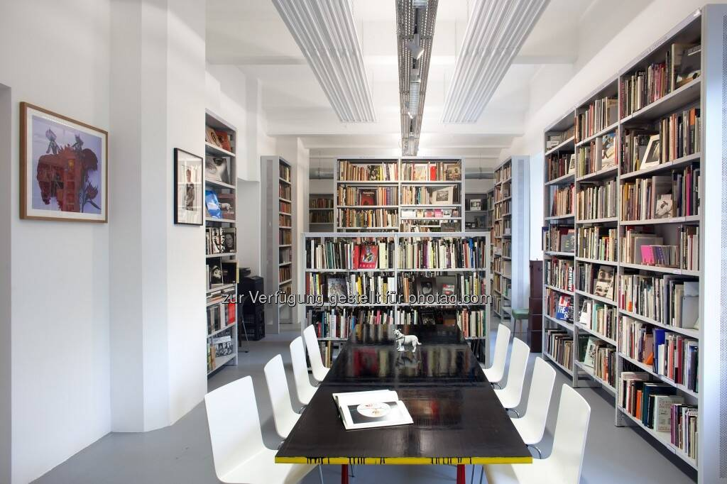 OstLicht Bibliothek (Foto: Marco Pauer) (16.02.2013)
